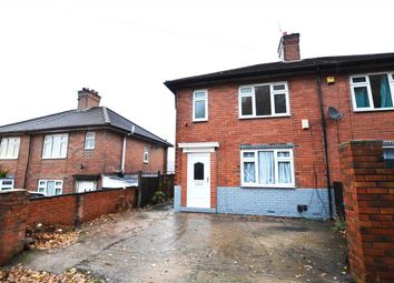 Thumbnail 3 bed semi-detached house to rent in Cliveden Road, Bucknall, Stoke-On-Trent