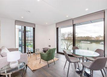 Thumbnail 2 bedroom flat to rent in The Dumont, Albert Embankment, Nine Elms