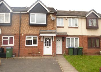 Thumbnail 2 bed property to rent in Wolfsbane Drive, Walsall