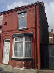 Thumbnail 2 bed end terrace house for sale in Enfield Road, Old Swan, Liverpool
