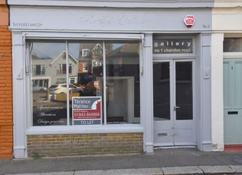 Thumbnail Commercial property for sale in Chandos Road, Broadstairs