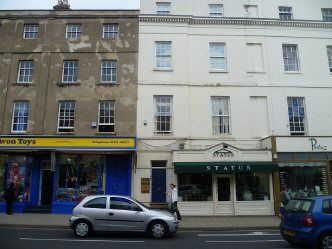 Thumbnail 1 bedroom flat to rent in Warwick Court, Warwick Street, Leamington Spa