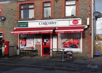 Thumbnail Retail premises for sale in 14 Heol Y Ffynnon, Efail Isaf, Pontypridd