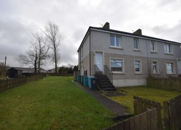 Thumbnail 2 bedroom flat for sale in 46 Northmuir Drive, Wishaw