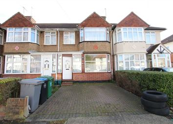 Thumbnail 3 bed terraced house to rent in Rugby Road, London