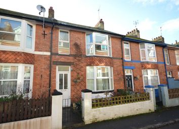 Thumbnail 2 bed terraced house for sale in Bitton Avenue, Teignmouth, Devon