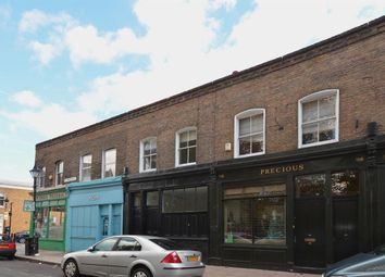 Thumbnail 2 bed terraced house to rent in Georgina Gardens, Columbia Road, London