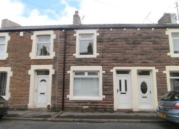 Thumbnail 2 bed terraced house for sale in Napier Street, Workington