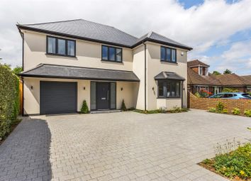 Thumbnail 5 bed detached house for sale in Orchard Avenue, Woodham, Addlestone