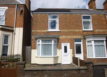 Thumbnail 2 bed semi-detached house for sale in North Warren Road, Gainsborough