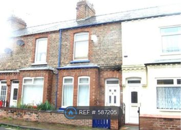 Thumbnail 2 bed terraced house to rent in Shipton Street, York
