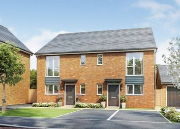 Thumbnail 3 bed semi-detached house for sale in Apple Tree Close, Norton Fitzwarren, Taunton