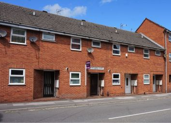 Thumbnail 2 bed terraced house for sale in Ashbourne Court, Derby