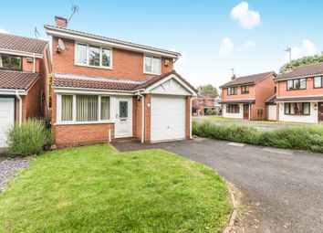 Thumbnail 3 bed detached house for sale in Middleton Gardens, Long Meadow, Worcester