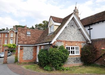 Thumbnail 2 bed cottage to rent in St. Mary's View, Saffron Walden