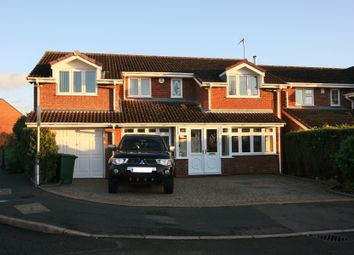 Thumbnail 5 bedroom detached house for sale in Buttermere Grove, Willenhall