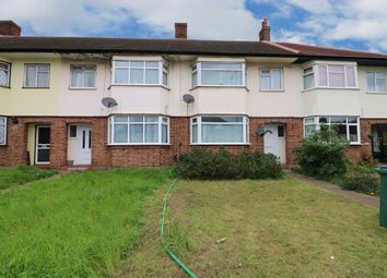 Thumbnail 3 bed terraced house to rent in High Road, Chadwell Heath, Romford
