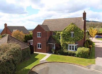 Thumbnail 4 bed detached house for sale in Crofters View, Little Wenlock, Telford