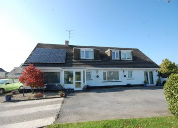 Thumbnail 6 bed detached bungalow for sale in Wooden, Saundersfoot, Pembrokeshire