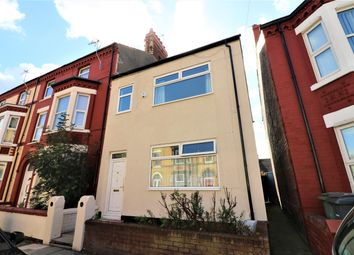 Thumbnail 3 bed property for sale in Trafalgar Road, Wallasey