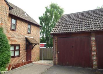Thumbnail 1 bed end terrace house for sale in Tintagel Gardens, Rochester, Kent