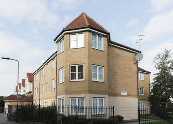 Thumbnail 2 bed flat for sale in Bengeo Gardens, Chadwell Heath, Romford