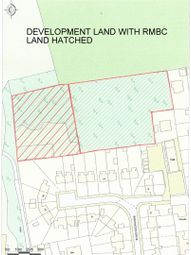 Potential Development Site, Allott Close, Ravenfield, Rotherham S65