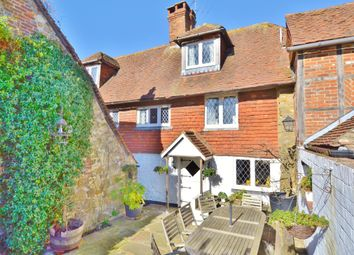 Pound Place, Pound Street, Petworth GU28. 4 bed town house for sale