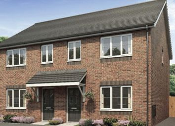 Thumbnail 3 bed terraced house for sale in Daisy Park, Daisy Bank Drive, Telford