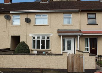 Thumbnail 4 bed terraced house for sale in Ardcarn Park, Dundonald, Belfast