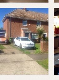 Thumbnail 4 bed end terrace house for sale in Europa Road, Lowestoft