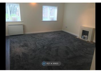 Thumbnail 2 bed flat to rent in Church View, Creswell, Worksop