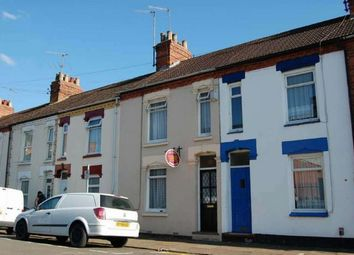 Thumbnail 2 bedroom terraced house to rent in Spencer Street, St James, Northampton