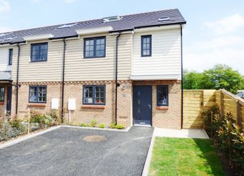 Thumbnail 3 bedroom end terrace house to rent in Toffee Cottage, Seaton Park, Littlehampton