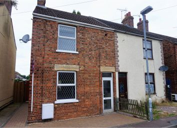 Thumbnail 2 bedroom semi-detached house for sale in Horseshoe Terrace, Wisbech