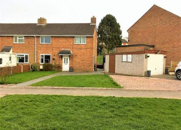 Thumbnail 3 bed end terrace house for sale in Monks Walk, Gnosall, Stafford.