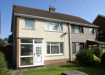 Thumbnail 3 bedroom semi-detached house for sale in Quarry Dale, Rumney, Cardiff