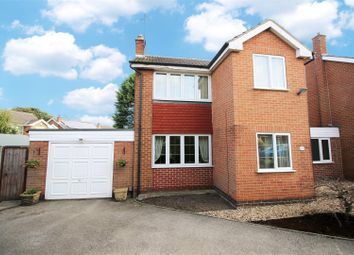 Thumbnail 3 bed detached house for sale in Broadfields, Calverton, Nottinghamshire
