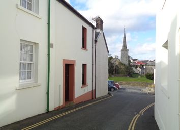 Thumbnail End terrace house to rent in Castle Street, Haverfordwest