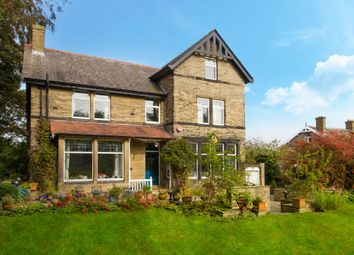 Thumbnail 5 bed detached house for sale in Woodhouse Lane, Brighouse