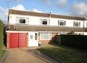 Thumbnail 3 bed semi-detached house for sale in Friars Road, Newbury
