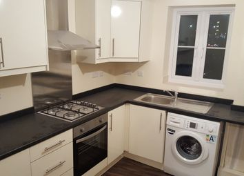 Thumbnail 3 bed flat to rent in Athelstan Road, Romford