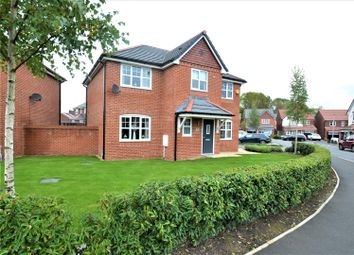 Thumbnail 4 bed detached house for sale in Lark Hill, Tyldesley, Manchester