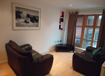 Thumbnail 2 bedroom flat to rent in Balmoral Place, Brewery Wharf, Leeds