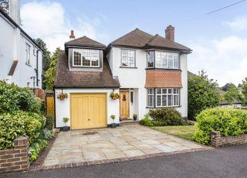 Thumbnail 4 bed detached house for sale in Sundown Avenue, South Croydon