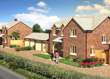 Thumbnail 4 bed detached house for sale in Plot 3, Chelwood View, Crew Green, Shrewsbury