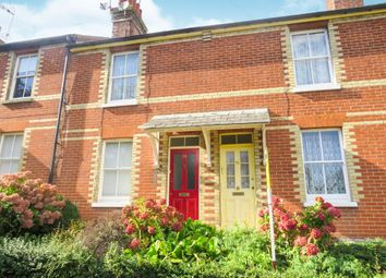Thumbnail 2 bed terraced house for sale in Priory Gardens, Puckle Lane, Canterbury