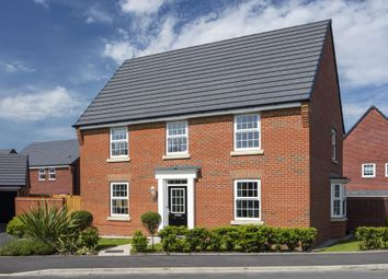 "Thumbnail 4 bed detached house for sale in ""Cornell"" at Morda, Oswestry"