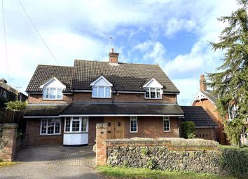 5 bed detached house for sale in Myddleton Road, Ware, Hertfordshire SG12