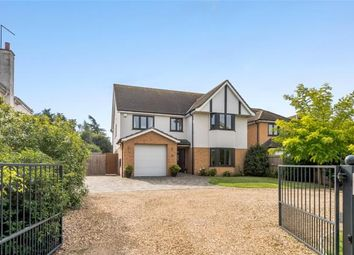 Thumbnail 4 bed detached house for sale in 520 Oundle Road, Orton Longueville, Peterborough